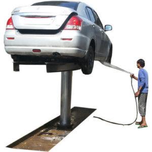 Hydraulic Car Lift Machine